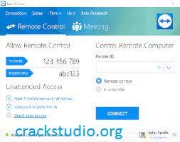 TeamViewer 15.15.5 Crack