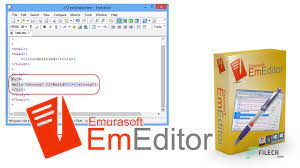 EmEditor Professional Crack 20.6.1 (64-bit) With Licence Key Download 2021