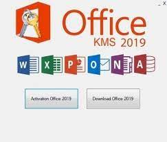 KMS Activator Office 2019 Crack Latest + Licence Key